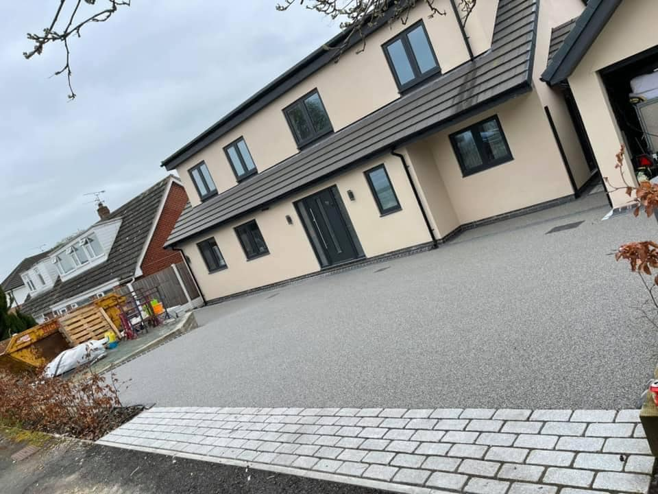 paving in mayo