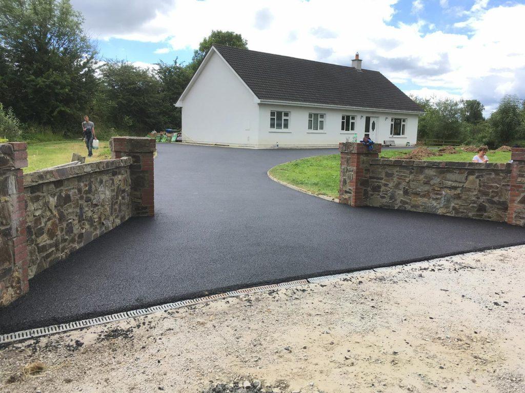 Tarmac Driveway design Galway