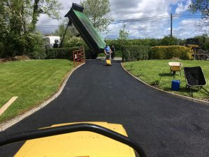 Tarmac driveway paving Ireland