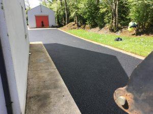 Tarmac driveway Ireland design