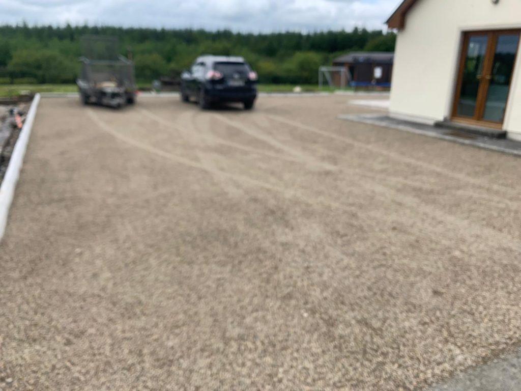 resin driveways Mayo
