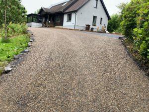resin driveways galway