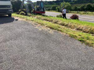 Paving contractors Galway