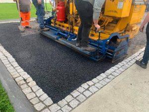 Concrete driveway paving Mayo