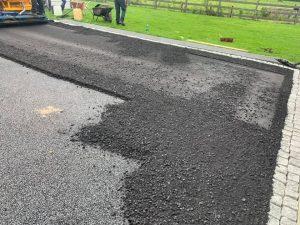 Concrete driveway paving Sligo