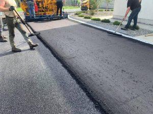 Driveway paving contractors