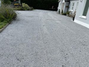 Tar and Chip Driveway Galway